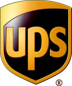 UPS land and air logistics and transportation