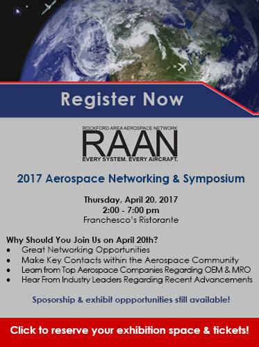 RAAN Aerospace Networking Symposium 2017