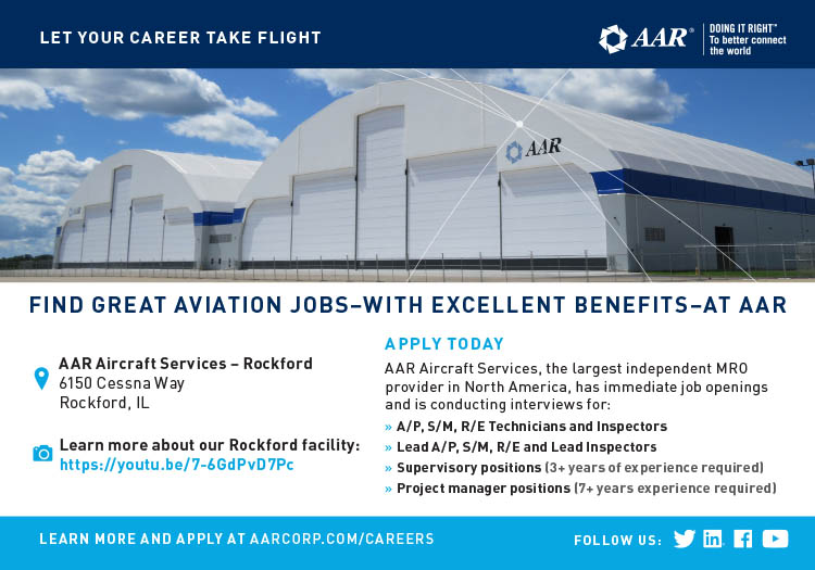AAR Hiring - Jobs in Rockford