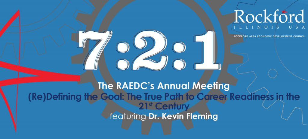 7-2-1 - Dr Kevin Fleming and workforce development