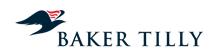 Baker Tilly - Premier Sponsor for the RAEDC Annual Meeting