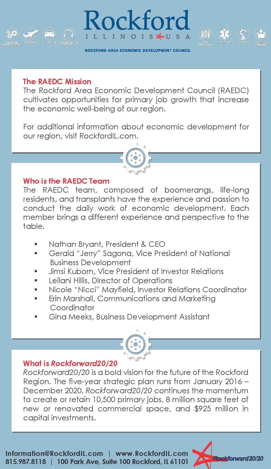 economic development jobs usa