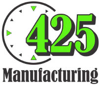 425 Manufacturing - Logo