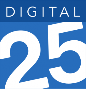 Digital 25 Award