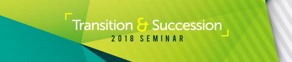 Transition Succession Planning Seminar