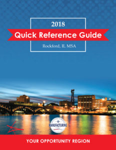 Quick Reference Guide 2018 - QRG2018